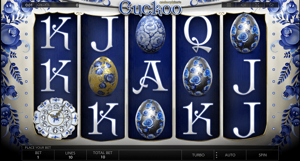 Cuckoo game screenshot