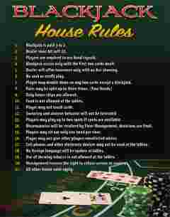 Blackjack Rules Simple