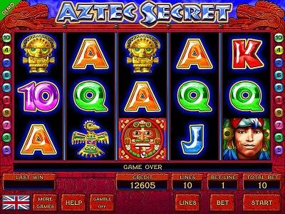 aztec secret slot - amatec