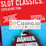 Bitcasino.io integrates Booming Games for bitcoin players
