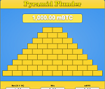 bitcoin game pyramid plunder