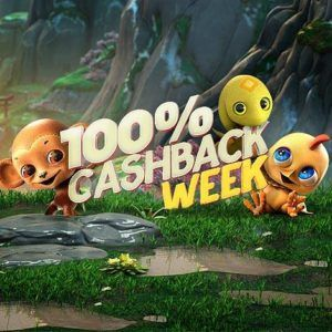 Daily 100% cashback at Bitstarz casino