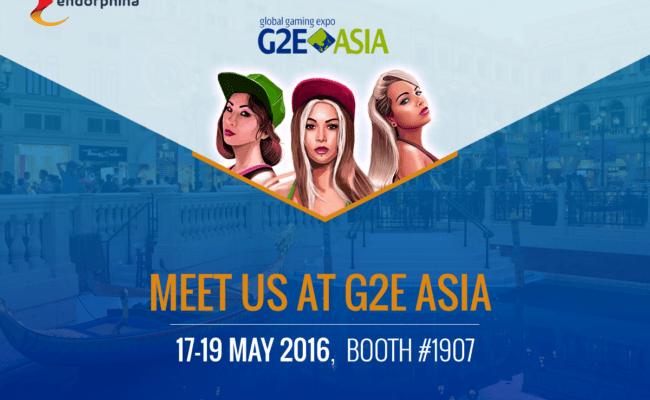 G2E Asia - Global Gaming Expo Asia (G2E Asia)