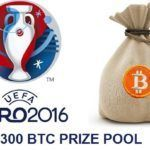 Cloudbet Launches UEFA Euro 2016 Bracket Competition With 300 Bitcoin Prize  Pool