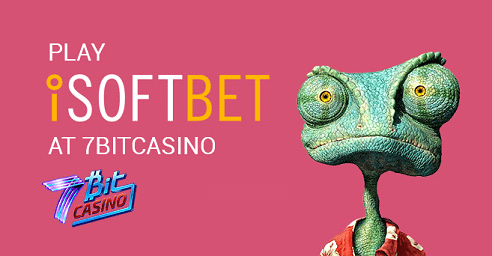isoftbet games - 7bit casino