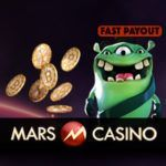 Mars casino review & bonus codes