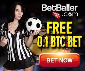 Free Bitcoin Bet 0.1BTC on sports