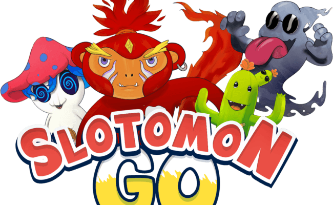 Slotomon Go bitcoin slot