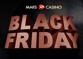 Mars casino bitcoin black friday