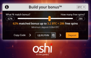 build your bitcoin bonus
