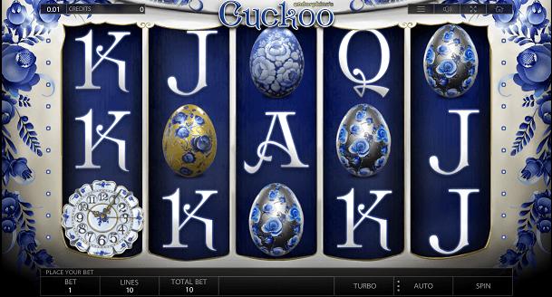 Cuckoo game screenshot