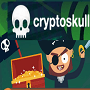 cryptoskull.com bitcoin minesweeper game