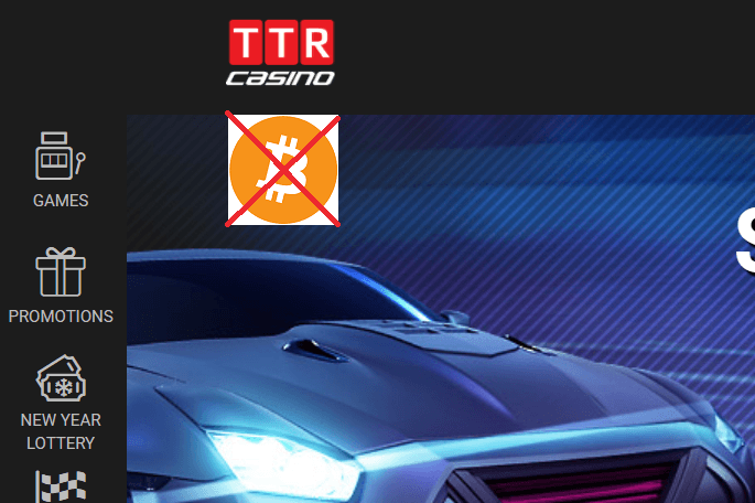 ttr casino stops accepting bitcoin