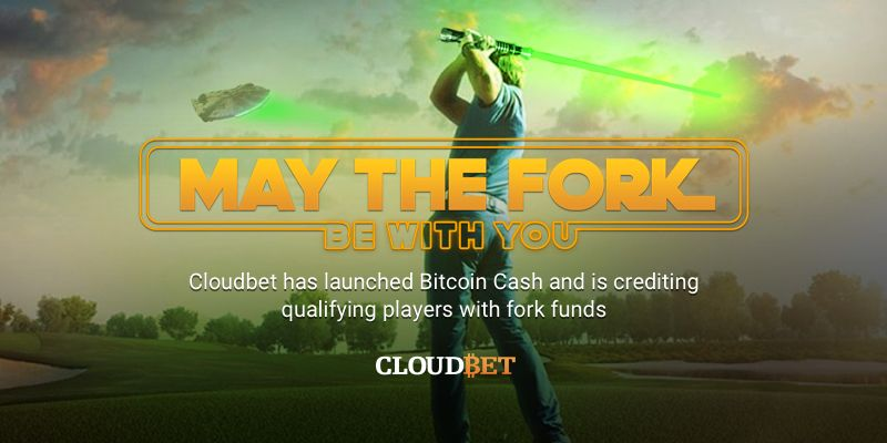 Bitcoin cash on Cloudbet