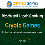 no deposit bitcoin bonus at Crypto.Games casino