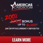 Americas Cardroom bitcoin poker site